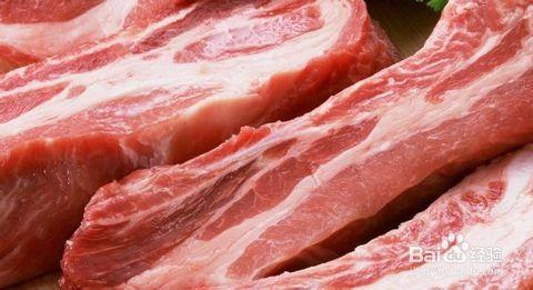 精品跑山猪肉