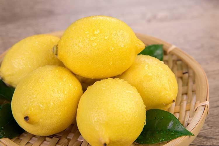 精品鲜柠檬