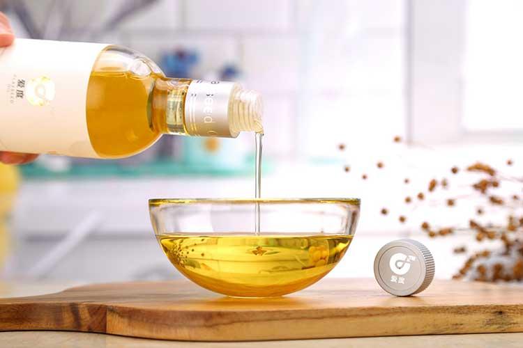 精品菜籽油