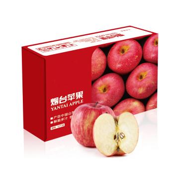 烟台烟台红富士苹果